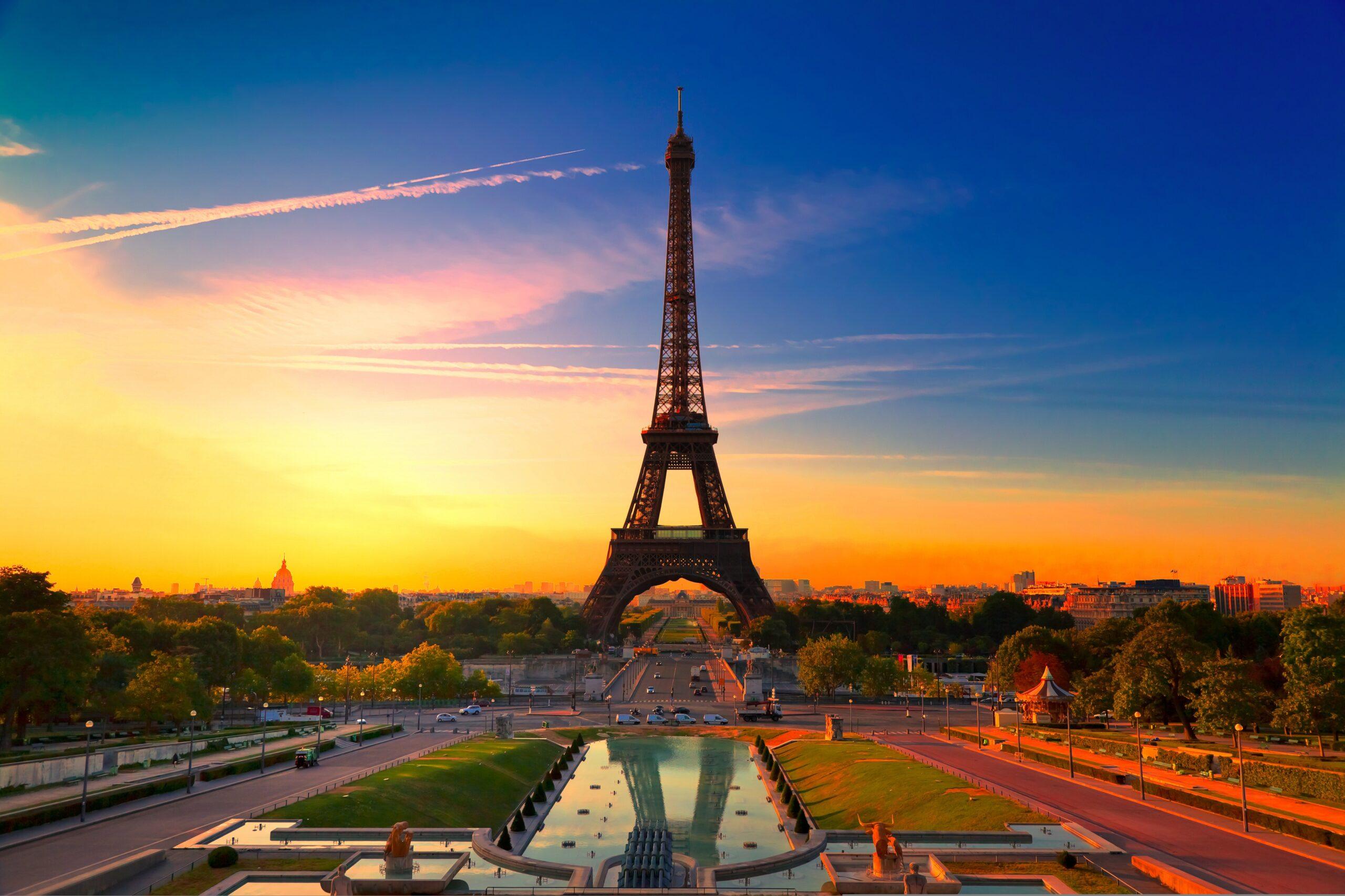 paris-sunset-beautiful-france